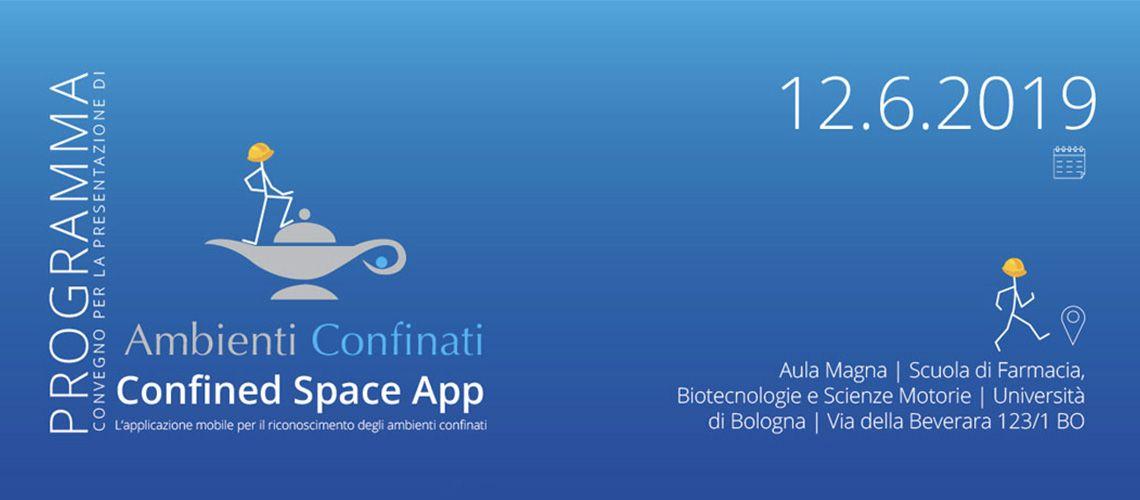 Calendario Unibo.Convegno Unibo Presentazione Di Confined Space App Pass Srl