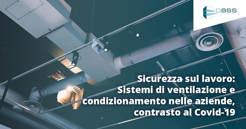 sistemi di ventilazione per la sicurezza sul lavoro