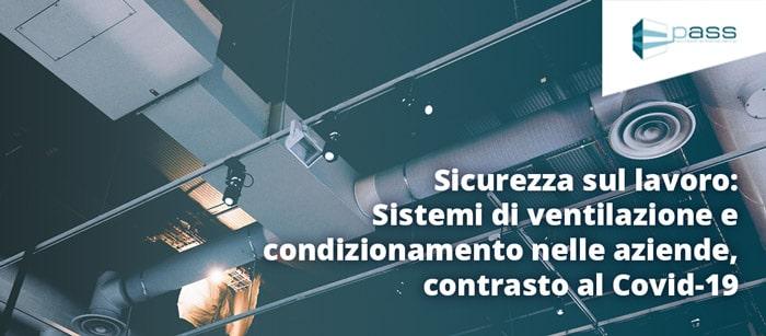 Sicurezza sui luoghi di lavoro COVID-19